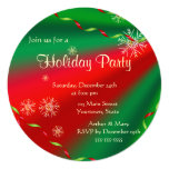 Merry  Holiday Party Announcement