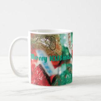 Merry KISSmas Coffee Mug