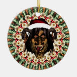 Merry Krampus Christmas Ornaments
