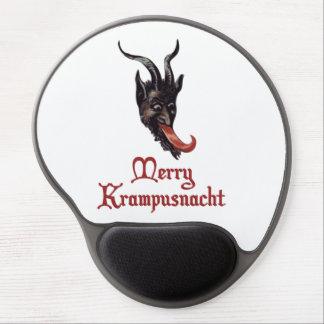 Merry Krampusnacht Gel Mouse Pad