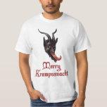 Merry Krampusnacht Tee Shirt