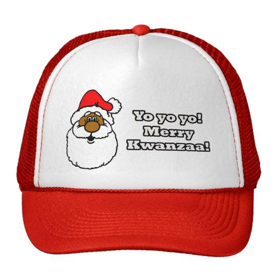Merry Kwanzaa! Trucker Hat