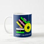 MERRY Liquorice-MAS Classic White Coffee Mug