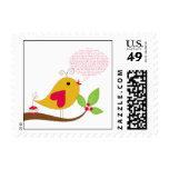 Merry Little Christmas Postage Stamps