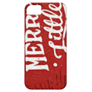 Merry Little iphone iPhone SE/5/5s Case