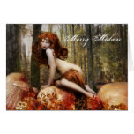 Merry Mabon Greeting Cards