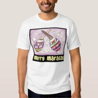Merry Maracas T-Shirt by Mandee