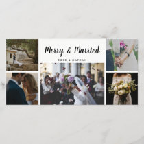 Merry & Married   Wedding Five Photo Holiday