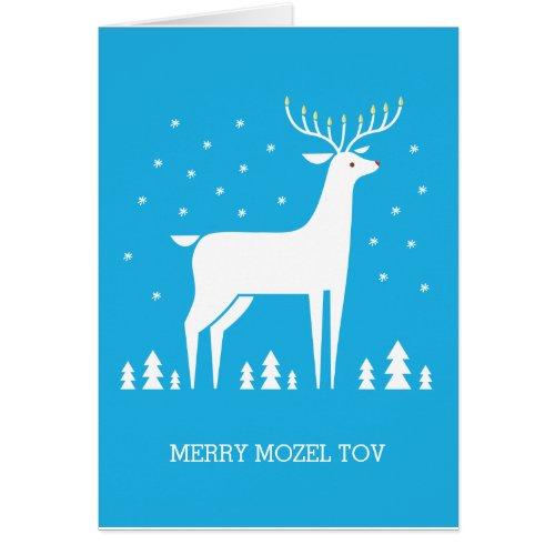 Merry Mazel Tov Greeting Card