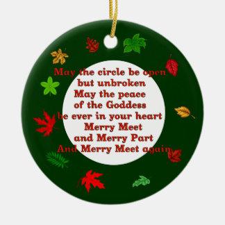 Merry Meet Ornament