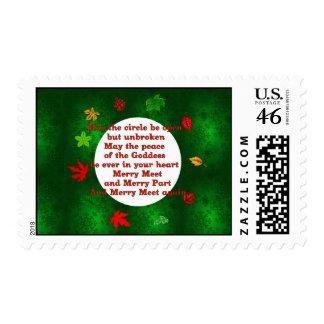 Merry Meet Stamps