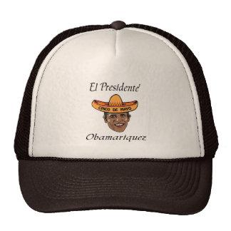 Merry Mex Trucker Hat