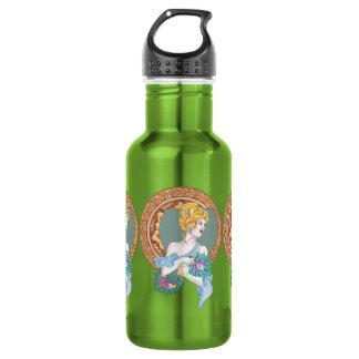 Merry Minuet/Fanatic's Fan Dance Water Bottle