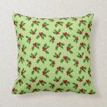 Merry Mistletoe Pillow