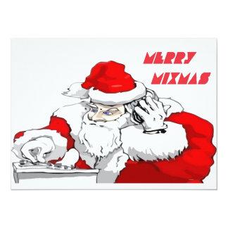 Merry Mixmas 5.5x7.5 Paper Invitation Card
