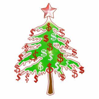 Merry Money Tree Statuette