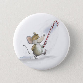Merry Mouse Moe Button