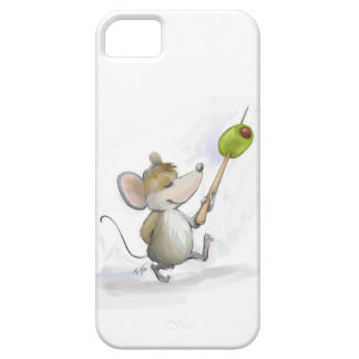 Merry Mouse Moe with Olive iphone6 Case