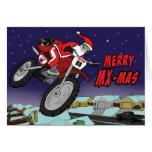 Merry MX-Mas Greeting Card