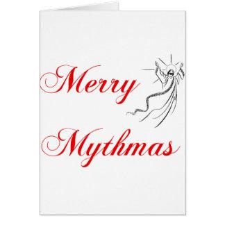 Merry Mythmas Card