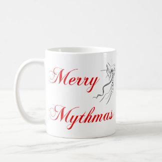 Merry Mythmas Coffee Mug