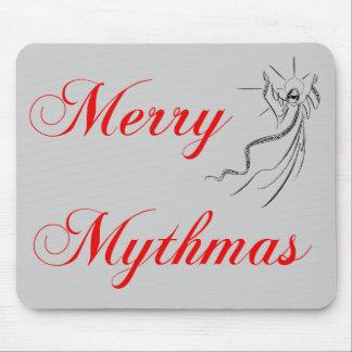 Merry Mythmas Mouse Pad