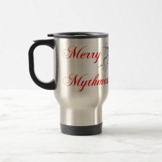 Merry Mythmas Travel Mug