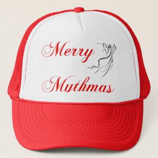 Merry Mythmas Trucker Hat