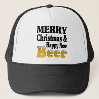 Merry New Beer Hat