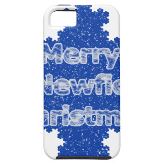 Merry Newfie Christmas iPhone 5 Cover