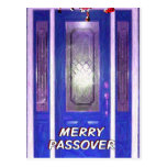 Merry Passover Postcard