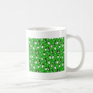 Merry Penguins Coffee Mug