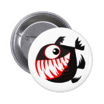 Merry Perry 2 Inch Round Button