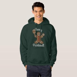 Merry Pickleball Hoodie