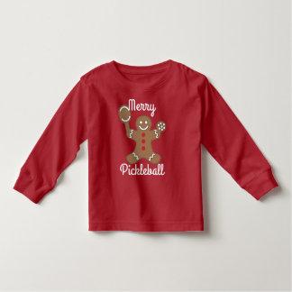Merry Pickleball Toddler T-shirt