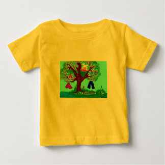 Merry picture tee shirt