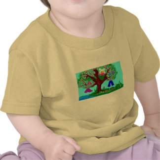 Merry picture t-shirt