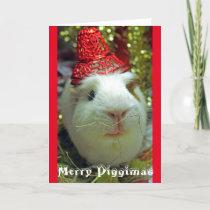 Merry Piggimas card