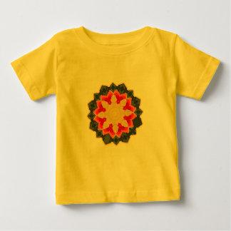 MERRY POINSETTA BABY T-Shirt