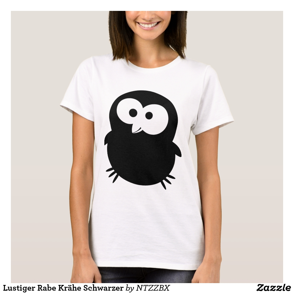 Merry raven crow of black ones T-Shirt - Best Selling Long-Sleeve Street Fashion Shirt Designs