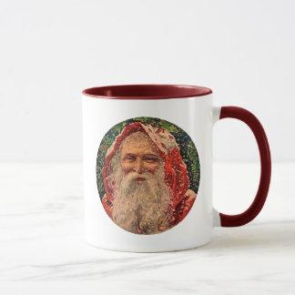 Merry Santa Mug