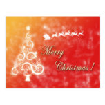 merry_santa tarjetas postales