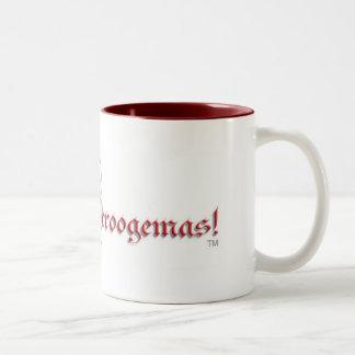 Merry Scroogemas -  Mug
