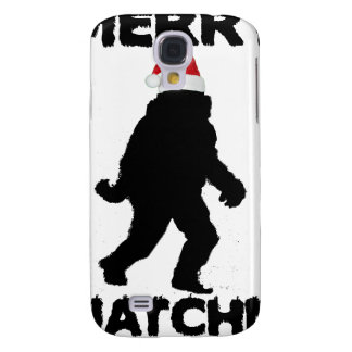 Merry Squatchmas Galaxy S4 Case