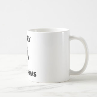 Merry Squatchmas Mug