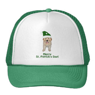 """""""Merry St. Patrick's Day"""" Funny T-Shirts Trucker Hat"""