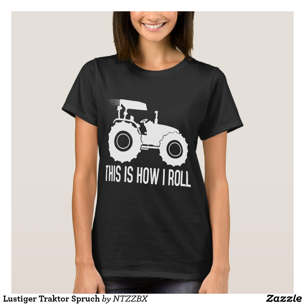 Merry tractor saying T-Shirt - Best Selling Long-Sleeve Street Fashion Shirt Designs