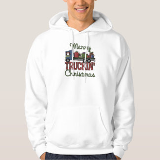 Merry Truckin' Christmas Pullover