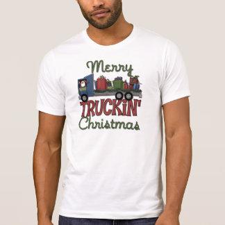 Merry Truckin' Christmas T-Shirt