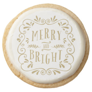 Merry Type | Holiday Cookies